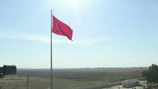 Турция не намерена отказываться от операции в Сирии из-за угроз президента США.