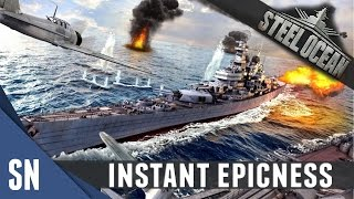 Steel Ocean Gameplay - INSTANT EPICNESS