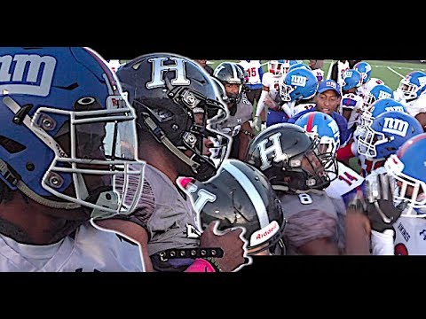 HEATED RIVALRY🔥🔥  Undefeated Hough vs North Mecklenburg | North Carolina Football