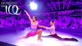 Watch Libby & Mark's Boléro! | Dancing on Ice 2020