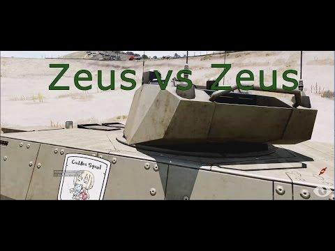 Arma 3 Zeus vs Zeus PvP: Lcpl. Liru vs Bartielord