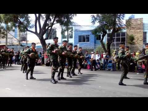 CITE desfile militar 2017 cbba