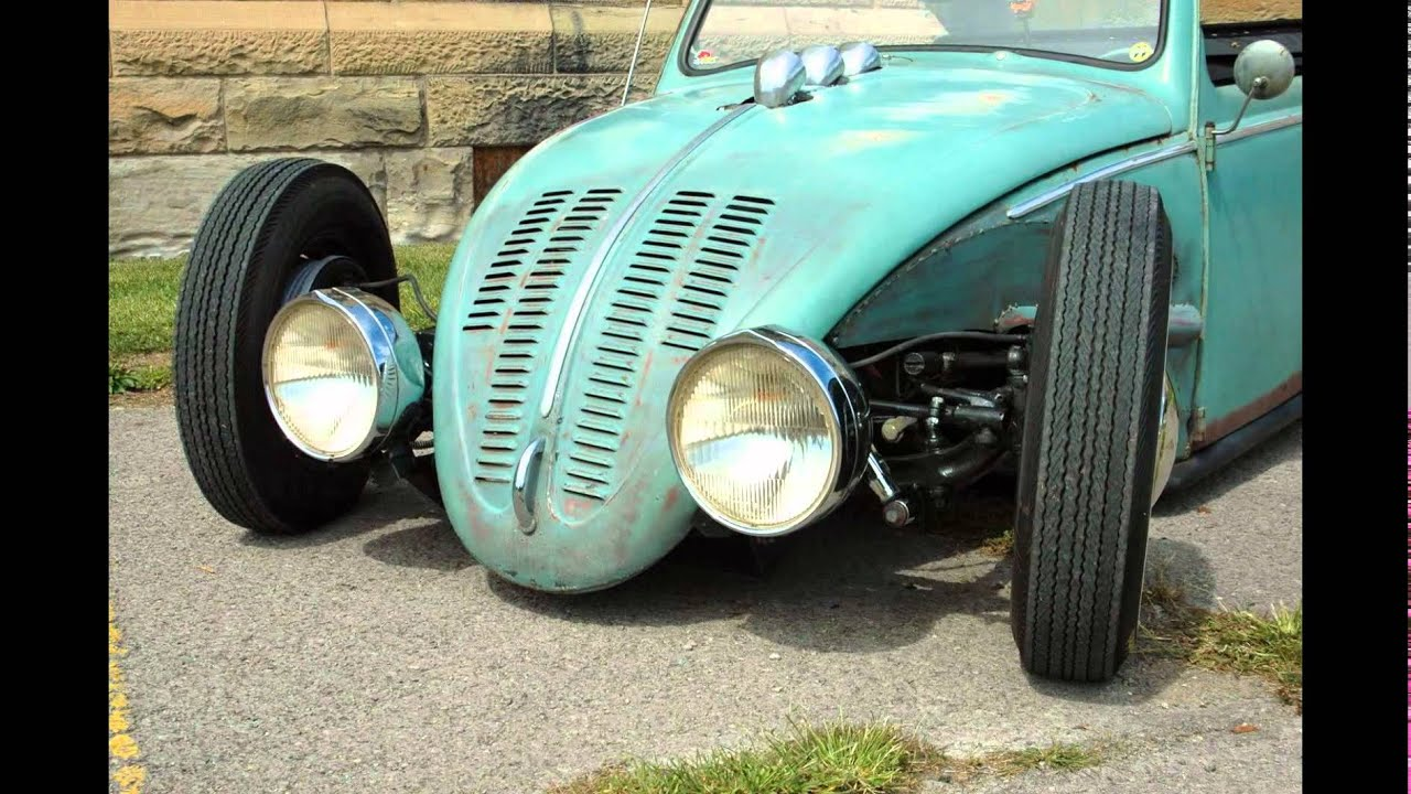 fusca customizado hot rod rat rod youtube. Black Bedroom Furniture Sets. Home Design Ideas