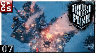 Frostpunk ❄ Der FREMDE ► #7 Kälte Simulator
