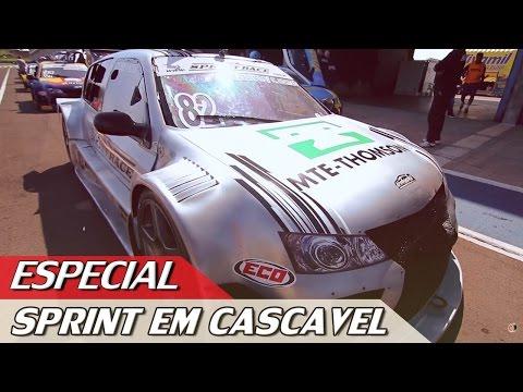 SPRINT RACE EM CASCAVEL - ESPECIAL # 95 | ACELERADOS