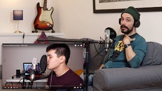 Baixar Voice Coach Reacts - Tristan Paredes 'I Don't Wanna Be You Anymore' (Billie Eilish)