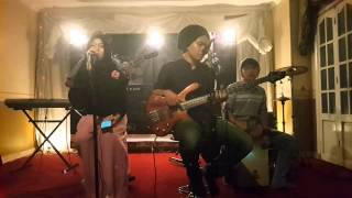 Everything has Changed by Taylor Swift cover by Puput & Syndrom 63 @ KMC 4th Cairo 28 August 2015