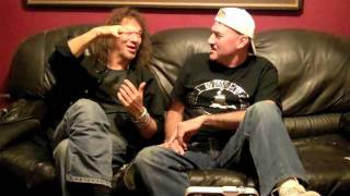 ANVIL Interview with Lips: Shockwaves VideoCast Ep. 7 (Part 3)