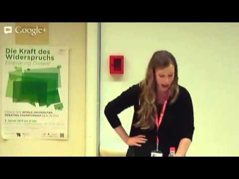 WUDC Berlin 2013 Round  8