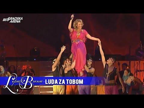 Lepa Brena - Luda za tobom - (LIVE) - (Beogradska Arena 20.10.2011.)