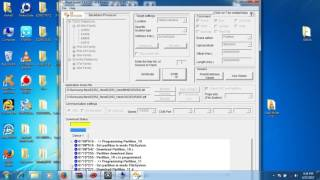 How to Flash  E2252 with tool
