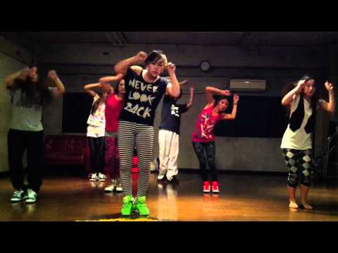 MAI  (努)  REGGAE DANCE LESSON!! 2011/6/8(wed)