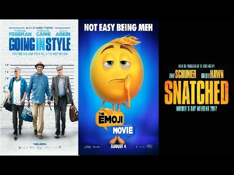 Trailer Thursdays: Going in Style, The Emoji Movie, Snatched
