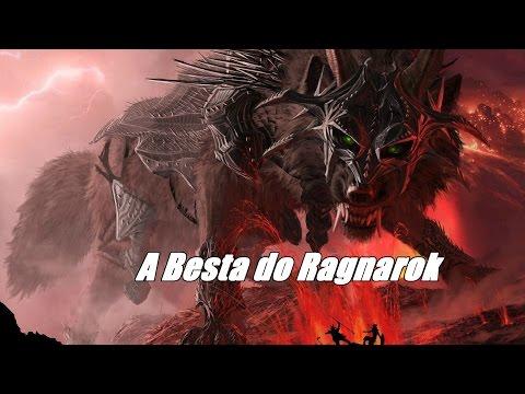 Fenrir, O Lobo do Ragnarok