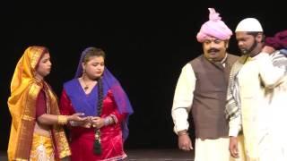 Nautanki 'Panch Parmeshwar' by Atul Yadvanshi Part - 1