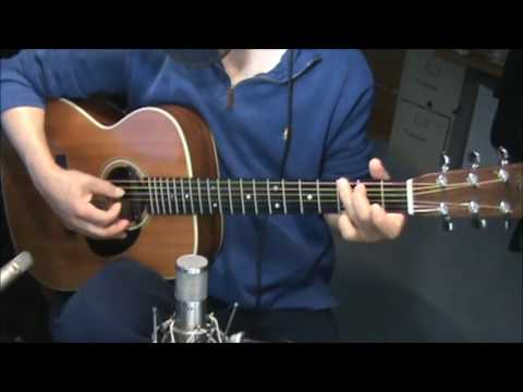 The Trapeze Swinger guitar chords - Iron E Wine - Khmer Chords