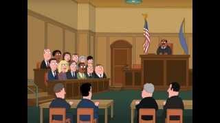 Гриффины - Суд присяжных