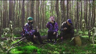 Смотреть клип Лазерная Борода - За Грибами Feat. Триптилоид