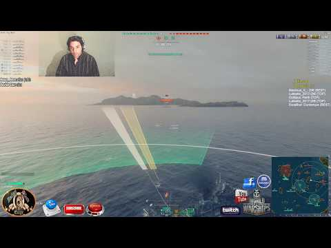 World of Warships ITA  - Il Kraken non serve - Fushun by Giordanoaxel - Live Commentary - Exige
