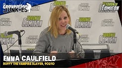 """Emma Caulfield from """"Buffy the Vampire Slayer"""" at Toronto ComiCon 2019"""