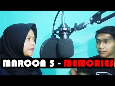 Maroon 5 - Memories (cover By NoviantyAnugrah)