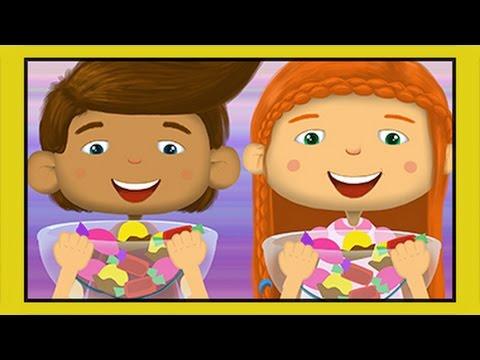 Bugün Bayram Sabahı | Bugün Bayram | Edis Ile Feris | Çocuk Şarkıları