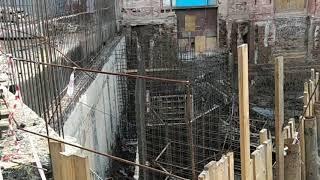 Лубянка. Откопали здание. 5-6 метров и это не предел!
