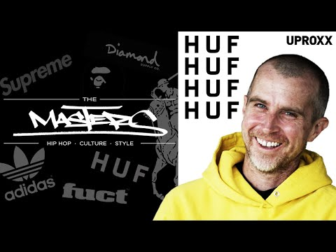 HUF's Keith Hufnagel In His Final Video Interview: From NYC Skater To Streetwear Icon | The Masters
