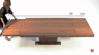 Park Wood Cs/4039 Dining Table By Calligaris