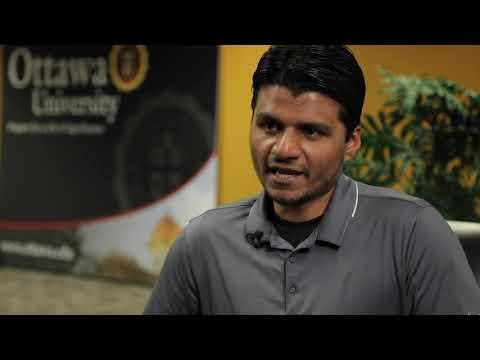 Ottawa University Executive MBA student Ahmed Saeed
