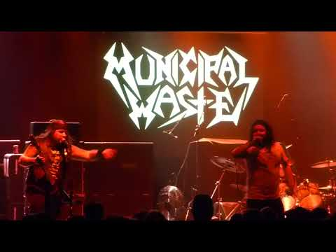 Municipal Waste - Full Show, Live at The National 3/9/18, Mr. Pickles Thrash-Tacular Tour w/Exodus
