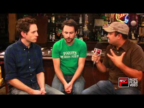 Charlie Day and Glenn Howerton talk season 11 of It's Always Sunny In Philadelphia