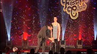 The Boy With Tape On His Face - ABC2 Comedy Up Late 2014 (E6)