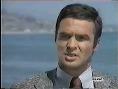 "Dan August ""Invitation to Murder"" Burt Reynolds, Norman Fell 1970"