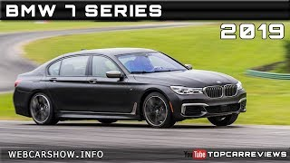 2019 BMW 7 SERIES Review Rendered Price Specs Release Date