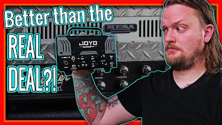 Lightweight and Loud!! | Joyo Bantamp XL - ZOMBIE 2! Metal playthrough and comparison