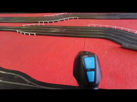 Scalextric Arc Pro Controller Difference