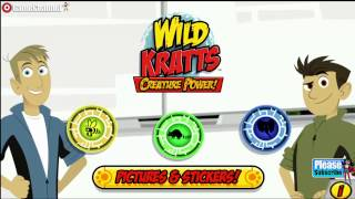Wild Kratts Creature Power Education Action Android İos Free Game GAMEPLAY VİDEO