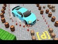Car parking games 3d 2018: new parking games Android Gameplay
