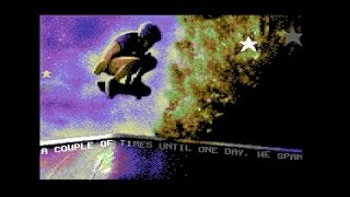 Fairlight, Noice & Offence - GoatLight - C64 Demo