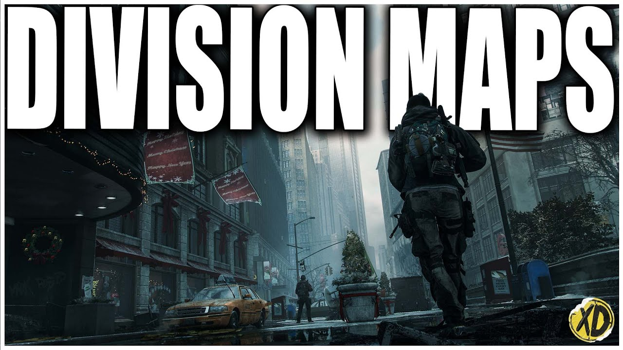 """THE DIVISION 1 & 2 MAPS ADDED TO THE NEW FREE TO PLAY UBISOFT GAME """"XDEFIANT"""" THESE MAPS LOOK SICK!"""