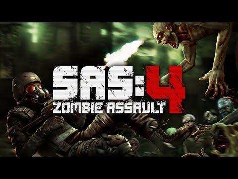 ¡NOS INVADEN LOS ZOMBIES! | SAS: Zombie Assault 4 Español
