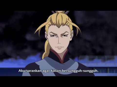 Kekkaishi - 44 Sub. Indonesia