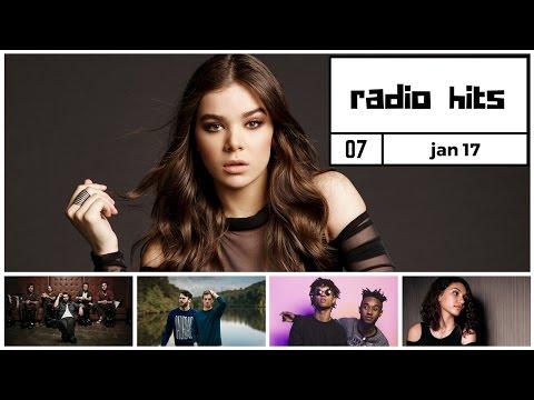 Top 10 radio hits this week  - January 7,2017