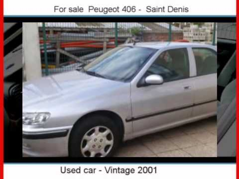 sale one peugeot 406 saint denis seine saint denis youtube. Black Bedroom Furniture Sets. Home Design Ideas