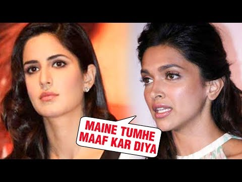 Deepika Padukone ENDS Her RIVALRY With Katrina Kaif?