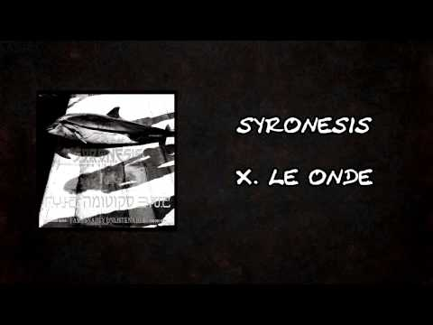 Le Onde - Syronesis (8 String Guitar Tapping)
