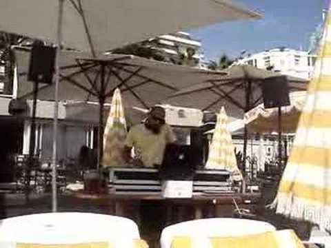 Cannes 2007 plage miramar
