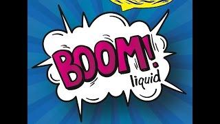 обзор линейки жидкостей Boom
