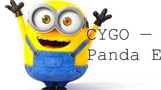 CYGO-Panda E (Клип миньонов)